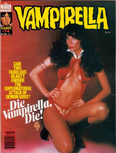 Vampirella (Warren) -74- Die Vapirella, die !
