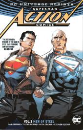 Action Comics (1938) -INT03- Vol.3 Men of Steel