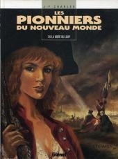 Les pionniers du Nouveau Monde -6b2000- La mort du loup