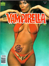 Vampirella (Warren) -78- Kiss of the Dragon Queen!