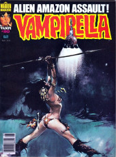 Vampirella (Warren) -80- Alien amazon assault!
