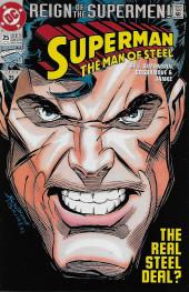 Superman: The Man of Steel Vol.1 (DC comics - 1991) -25- The Return!