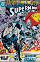 Superman: The Man of Steel Vol.1 (DC comics - 1991) -26- Blast Off!