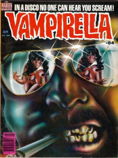 Vampirella (Warren) -84- In a disco no one can hear you scream!