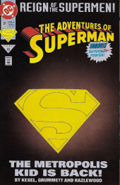 Adventures of Superman (The) (1987) -501- ...When He Was a Boy!