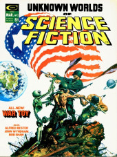 Unknown Worlds of Science Fiction (1975) -2- War Toy