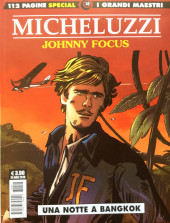 Grandi Maestri (I) (en italien) -18- Micheluzzi Johnny Focus