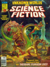 Unknown Worlds of Science Fiction (1975) -HS1- Giant size special issue