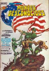 Antología del cómic (Vértice - 1977) -2- Mundos desconocidos