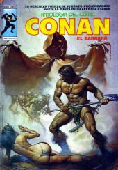 Antología del cómic (Vértice - 1977) -5- Conan el bárbaro