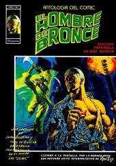 Antología del cómic (Vértice - 1977) -6- El Hombre de Bronce