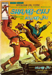 Antología del cómic (Vértice - 1977) -7- Shang-Chi: Maestro del Kung-Fu