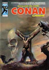 Antología del cómic (Vértice - 1977) -8- Conan el bárbaro