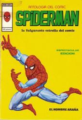 Antología del cómic (Vértice - 1977) -9- El hombre araña