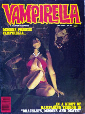 Vampirella (Warren) -92- Bracelets, Demons and Death!