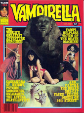 Vampirella (Warren) -94- The Death Machine!