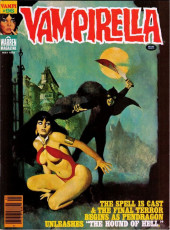 Vampirella (Warren) -96- The Hound of Hell