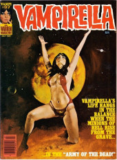 Vampirella (Warren) -97- Army of the Dead!