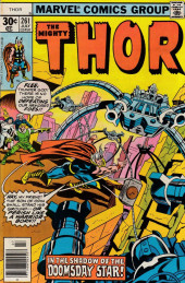 Thor (1966) -261- The Wall Around the World!