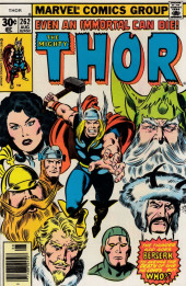Thor (1966) -262- Even an Immortal Can Die!