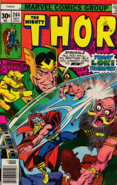 Thor (1966) -264- Thou Shalt Have No Other Gods Before Me!