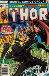 Thor (1966) -265- When Falls the God of Thunder...!