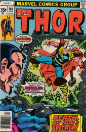 Thor (1966) -268- Death, Thy Name is Brother!