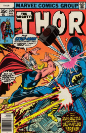 Thor (1966) -269- A Walk on the Wild Side!