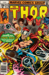 Thor (1966) -271- ...Like a Diamond in the Sky!