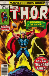 Thor (1966) -272- The Day the Thunder Failed!