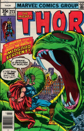 Thor (1966) -273- Somewhere -- Over the Rainbow Bridge!