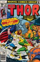 Thor (1966) -275- A Balance is Struck!