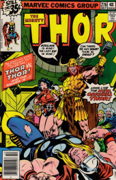 Thor (1966) -276- Mine...This Hammer!