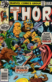 Thor (1966) -277- Time of the Trolls!