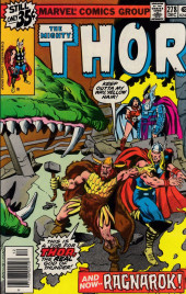 Thor (1966) -278- At Long Last--Ragnarok?!