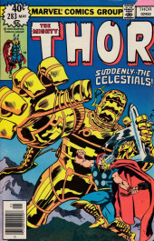 Thor (1966) -283- Suddenly--The Celestials!
