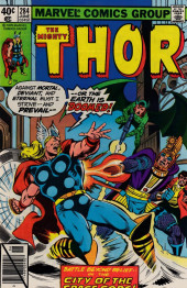 Thor (1966) -284- The City of the Space Gods!