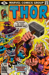 Thor (1966) -286- Mayhem under Manhattan!