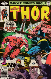 Thor (1966) -290- Ring Around the Red Bull!