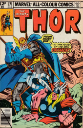 Thor (1966) -292UK- If an Eye Offend Thee...!