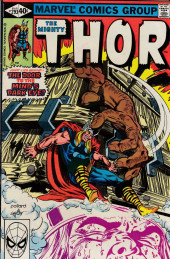 Thor (1966) -293- The Twilight of SOME Gods!