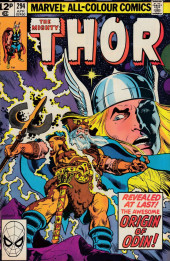 Thor (1966) -294UK- New Asgards for Old!