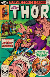 Thor (1966) -295- The Price--and the Pride!