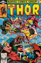 Thor (1966) -296- From Valhalla--A Valkyrie!