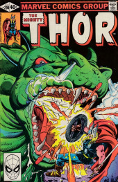 Thor (1966) -298- Dragon's Blood!