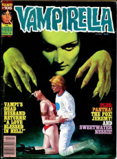 Vampirella (Warren) -106- A love blessed in Hell