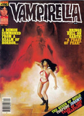 Vampirella (Warren) -110- A Feast of Fear!