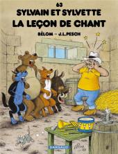Sylvain et Sylvette -63- La leçon de chant