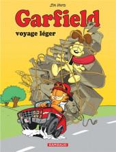 Garfield -67- Garfield voyage léger