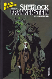 Black Hammer -HS1- Sherlock Frankenstein & la Ligue du Mal